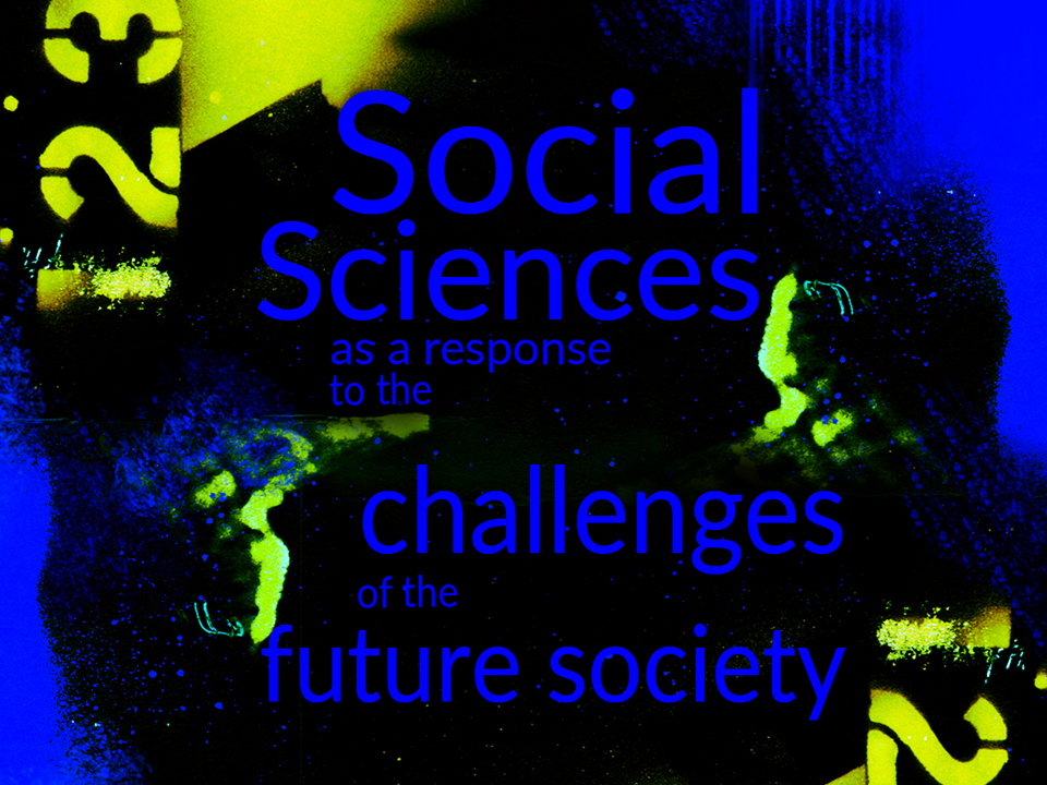 Social Sciences – new programme available from October 2020