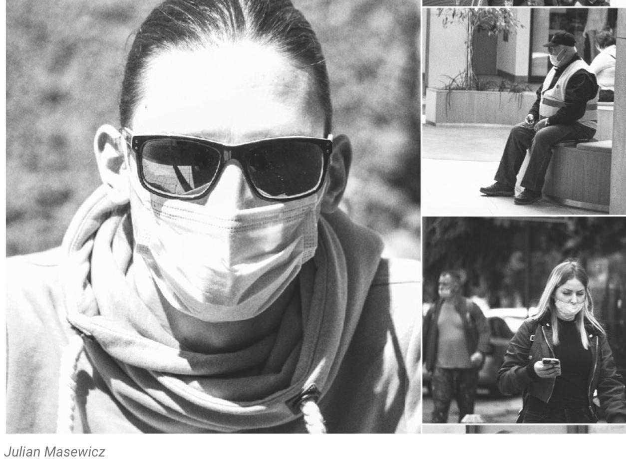 Socjologia w prasie: studenckie zdjęcia Szczecina w pandemii