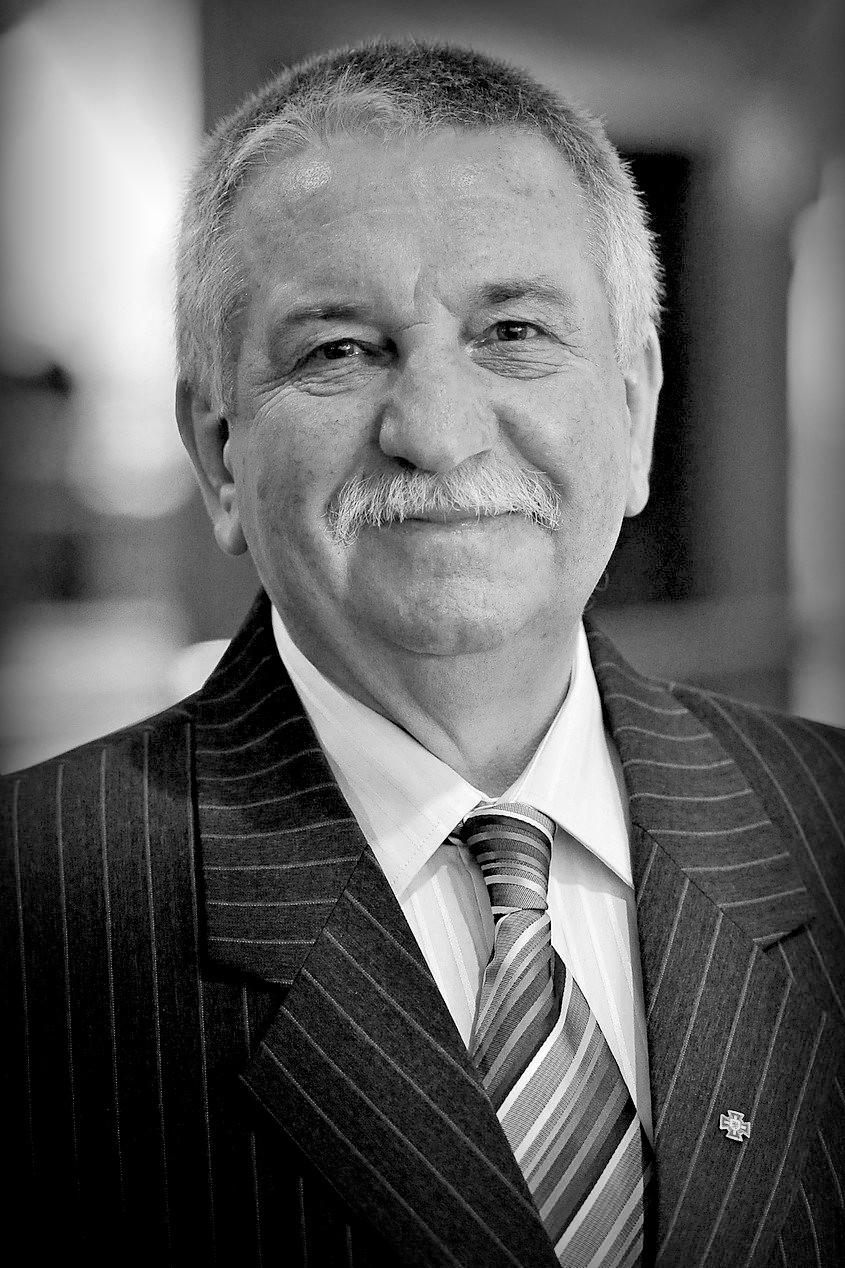 Zmarł prof. Bogdan Matławski