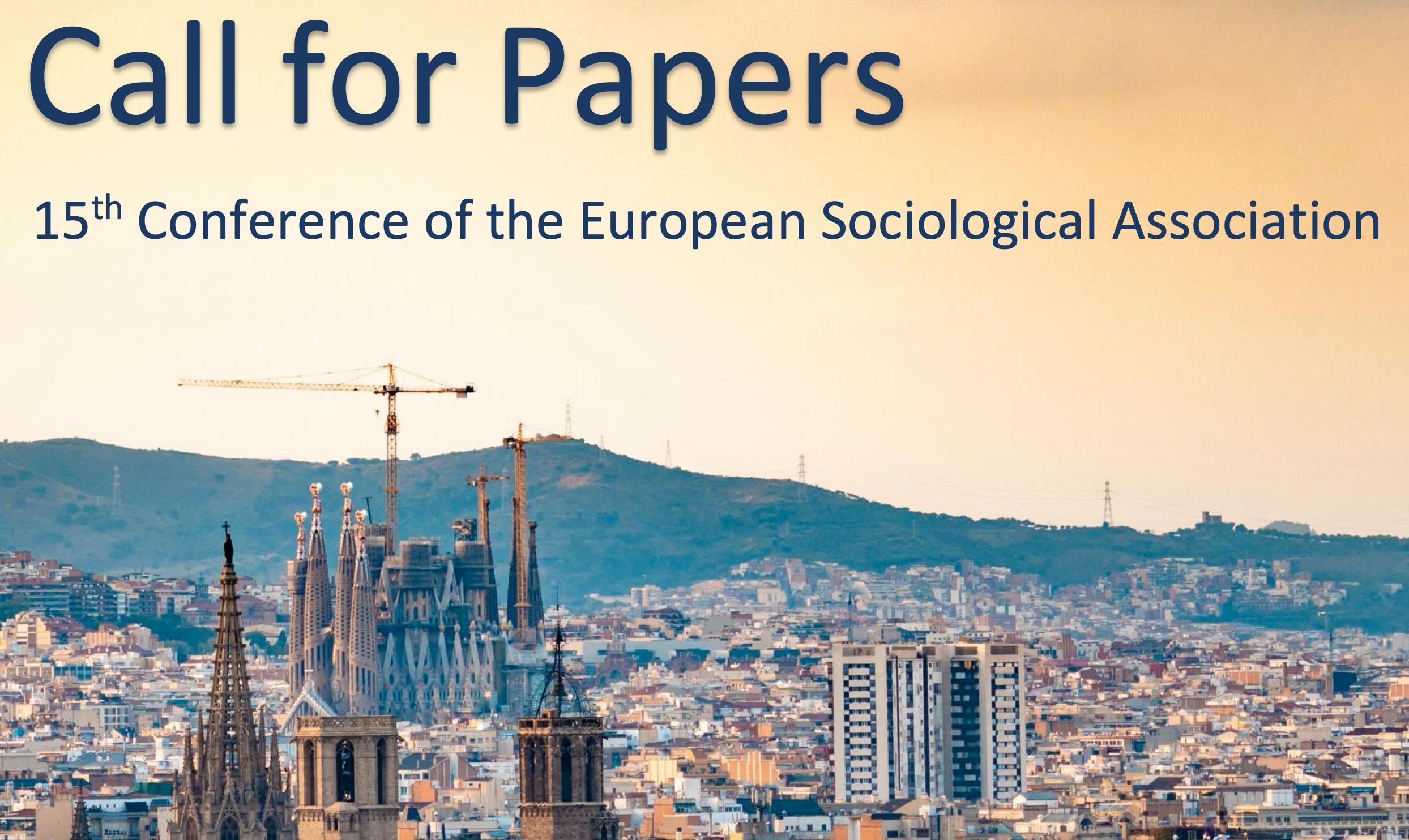 Socjologia morska ponownie na kongresie ESA 2021 (Barcelona)